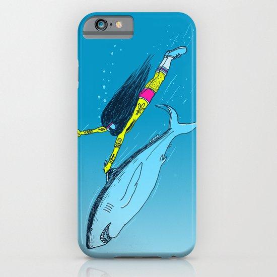Shark Yeah iPhone & iPod Case
