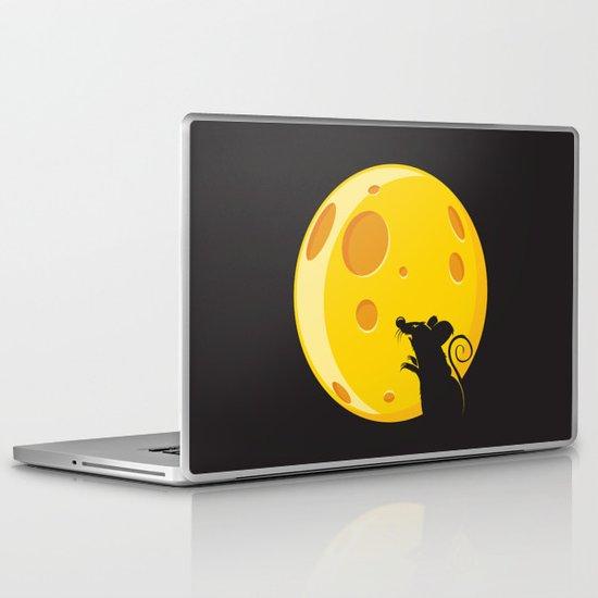 Bloodmouse Laptop & iPad Skin