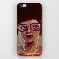 Shut The Noise iPhone & iPod Skin
