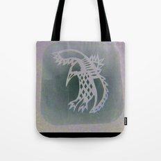 Bird Shadow Tote Bag