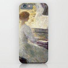 Childe Hassam - The Sonata iPhone 6 Slim Case