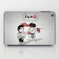 Hadoken? iPad Case