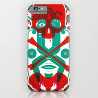 iPhone & iPod Case featuring The Body by Inkclear / Luis Redondo