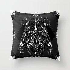 Darth Vader on Acid Throw Pillow