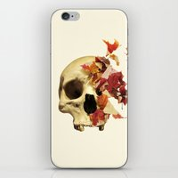 Wither iPhone & iPod Skin