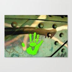 High Five Canvas Print