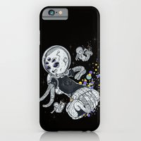 iPhone & iPod Case featuring SKATE INVADERS by Peter Kramar