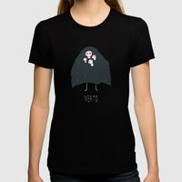 Neato Womens Fitted Tee Black SMALL