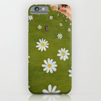 iPhone & iPod Case featuring Welcome back spring! by Arianna Usai