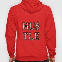 HU$TLE Hoody
