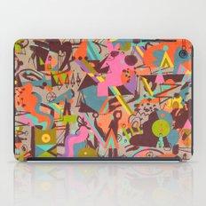 Schema 14 iPad Case