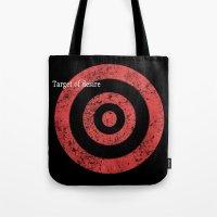 Target Of Desire Tote Bag