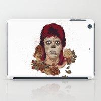 Ziggy de los Muertos iPad Case