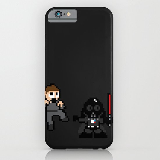 Pixel Wars iPhone & iPod Case