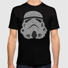 Order 66 Black SMALL Mens Fitted Tee