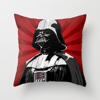 Darth Vader - Star Wars Throw Pillow