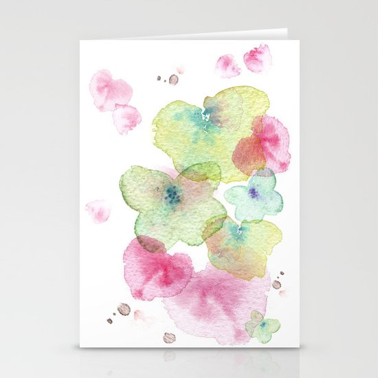 Butterfly effect 2 Stationery Card