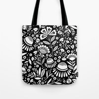 In The High-Contrast Geo… Tote Bag