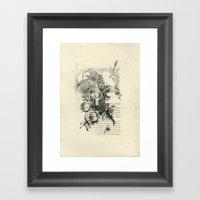 The Art Of Flower Arrang… Framed Art Print