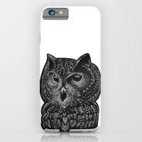 Cool owl iPhone 6 Slim Case