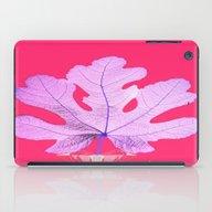 Fig Leaf Diamond Heart C… iPad Case