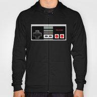 Classic Retro Nintendo G… Hoody