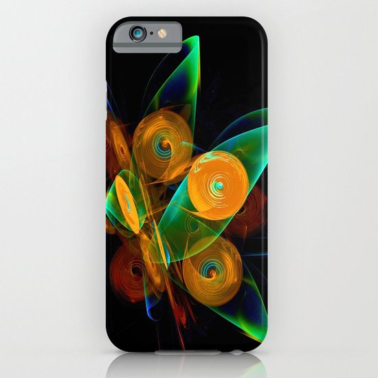 Rotating by Wind iPhone & iPod Case