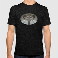 Shared Memories Mens Fitted Tee Tri-Black SMALL