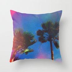 Touristas Throw Pillow