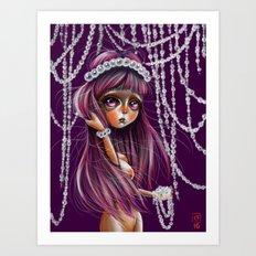 Mother Of Pearl Art Print