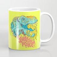 Jurassick Puke Mug
