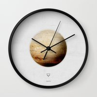 Element: Earth Wall Clock