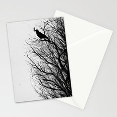 Dead Tree Stationery Cards