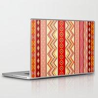tribal Laptop & iPad Skins featuring Tribal by Julscela