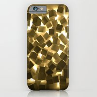 iPhone & iPod Case featuring 3D What Burns in Your Box? by Peter Mileno