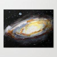 Home 1 Canvas Print