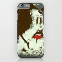 Creep Cloud Face Melt iPhone 6 Slim Case