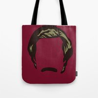 Ron Burgundy: Anchorman Tote Bag