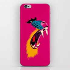 Mandril iPhone & iPod Skin