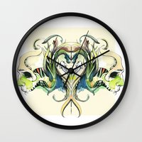 therapy 1 Wall Clock