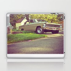 South Tacoma Chevy II Laptop & iPad Skin