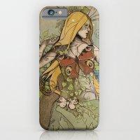 iPhone & iPod Case featuring Anastasia II by Susan Burghart