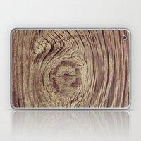 Vintage Weathered Wood Laptop & iPad Skin