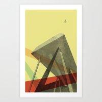 Sharp Centre For Design,… Art Print