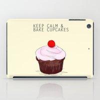 Keep Calm iPad Case