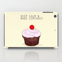 keep calm iPad Case