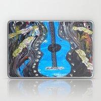 Grunge Guitar Laptop & iPad Skin