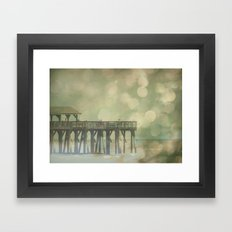 At Length The Season Of Summer Does Come Framed Art Print