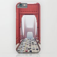 Across The Gate iPhone 6 Slim Case