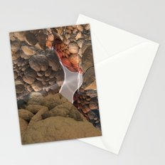 Clam World no3 Stationery Cards